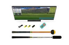 Tittle X TruGolf E6 Edition Golfsimulator für PC - Trainingshilfe Schwungtrainer