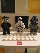 LEGO Mummy pharaoh Minifigure Series 2 VAMPIRE minifigures Halloween 🎃 B22