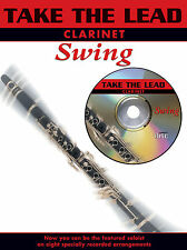 Take The Lead Swing Jazz CLARINET & Solo Piano Learn Play FABER Music BOOK &CD