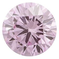 Pink Diamond - 0.20ct ARGYLE Natural Loose Fancy Light Pink GIA Cert Round SI1