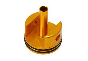 SHS / Rocket Airsoft Cylinder Head CNC Aluminium Padded 16.5mm Nozzle (G-Series)
