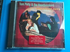 Tom Petty & the Heartbreakers: Greatest Hits, Audio-CD, 1993, sehr gut erhalten