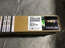 New Lexmark Original OEM PN 40X2790