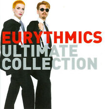 Eurythmics CD Ultimate Collection - Europe (EX+/EX+)
