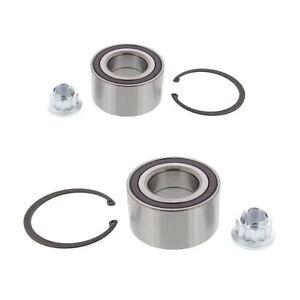 For VW Touareg 2002-2010 Front or Rear Wheel Bearing Kits Pair