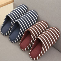 Unisex Home Anti-slip Shoes Soft Autumn Winter Warm Sandal House Indoor Slippers