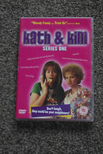 KATH & KIM : THE COMPLETE SERIES ONE 1  - CULT TV SHOW IN VGC (FREE UK P&P)