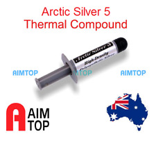 Arctic Silver 5 Thermal Paste - HighDensity Polysynthetic Silver for Overlocking