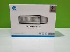 G-Technology  6TB HDD External G-Drive Thunderbolt 3   0G10488-1