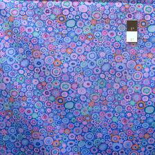 Kaffe Fassett PWGP020 Paperweight Blue Cotton Fabric By The Yard
