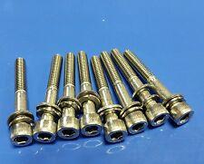 DATSUN 240Z 260Z 280Z ZX 510 620 L16 L20B L28 STAINLESS STEEL VALVE COVER BOLTS