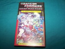 The Transformers  ~ The Rebirth (parts 1,2 and 3)~ VHS ~ PAL ~ U ~ V9071