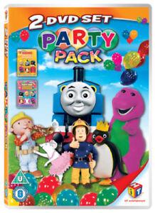 Hit Favourites: Party Pack DVD (2011) cert U 2 discs ***NEW*** Amazing Value