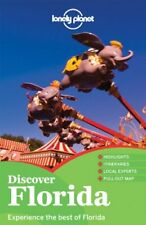 Lonely Planet Discover Florida (Regional Guide) By Adam Karlin,Jeff Campbell,Je