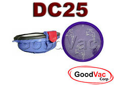 Dyson DC25 Washable Pre-Motor & HEPA Filter Kit All Floors Multi Floor Animal