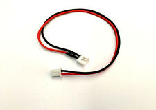 JST-XH 2P 1S 3.7V Li-Po Battery Balance Extension charging 22AWG 20CM wire x 10