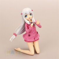 Anime Eromanga Sensei Izumi Sagiri PVC Figure Model Toy Collection New No Box