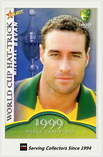 2007-08 Select Cricket Cards World Cup Hat Trick WSC1 Michael Bevan
