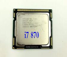 Intel Core i7-870 870 - 2,93 GHz Quad-Core (BV80605001905AI) Prozessor