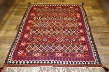 Handgewebter Kelim 160x208 cm Orientteppich Nomadenteppich Nomadenkelim NEU