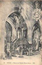 Esmaltado - Silla de la iglesia