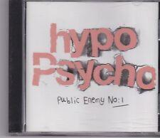 Hypo Psycho-Public Enemy No 1 cd maxi single