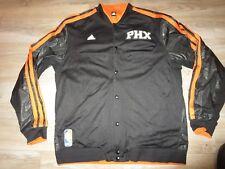 Phoenix Suns NBA 2012 Game Worn Adidas Pregame warmup jacket 3XL
