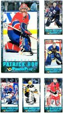 1993-94 Fleer PowerPlay NETMINDERS **** PICK YOUR CARD **** From The SET