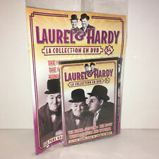 LAUREL ET (&) HARDY la collection en DVD n° 64 : THE NICKEL-HOPPER ... - DC41Z