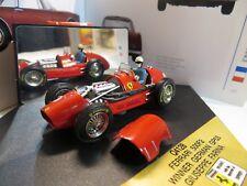 1/43 Ferrari 500 F2 Winner German GP53 Giuseppe Farina #2 diecast