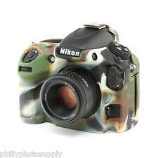 EasyCover Ea-ecnd800c Silicon Case for Nikon D800/d800e Cameras Camo