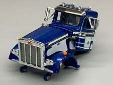 1/64 DCP PARTS BLUE/WHITE PETERBILT 359 DAY CAB