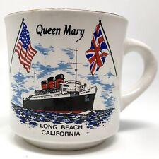 Verzamelingen Printed Mug Cunard Line Ship RMS SCYTHIA built in 1920 PCard009