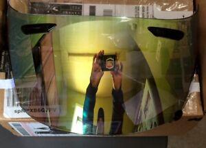 Arai Gold Mirror SAI Shield Faceshield 011376 81-1116