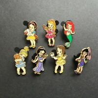 Toddler Princess - 7 Mini Pin Set Disney Pin 55350