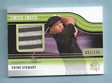 PAYNE STEWART 2012 SP AUTHENTIC LIMITED SWATCH TOURNAMENT WORN SHIRT /100