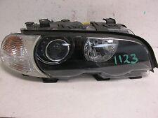 2002 2003 2004 2005  BMW 325I E46 COUPE HEADLIGHT XENON RIGHT ORIGINAL OEM 1123