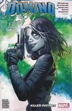 DOMINO VOL #1 KILLER INSTINCT TPB Marvel Comics X-men Collecting #1-6 TP
