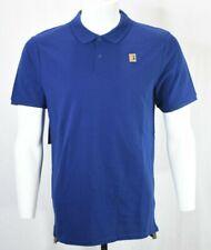 NWT $50 Nike Mens M Court Heritage Tennis Pique Cotton Polo Shirt