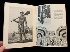 POLYNESIAN TATTOOING by ALAN TAYLOR 1981 MAORI MARQUESAS SAMOA HAWAII