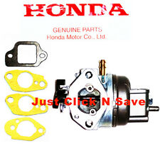 16100-Z1A-013 HONDA GC190 Engines CARBURETOR & GASKETS KIT SET 16100-Z1A-003 NEW