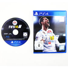 Ps4 Playstation 4 Jeu FIFA 18 in neuf dans sa boîte