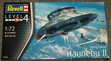 """Revell Flying Saucer Haunebu II 03903 1:72 Bausatz ungeöffnet """"Erste Version"""""""