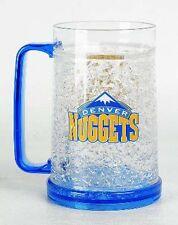 NBA, 16oz Crystal Freezer Mug, Denver Nuggets, NEW
