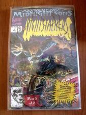 Rise of the Midnight Sons NIGHTSTALKERS n°1 1992 ed. Marvel Comics [SA33]