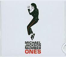 Number Ones (Discbox Slider) de Jackson,Michael | CD | état bon