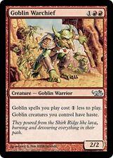 *MRM* ENG Chef de guerre gobelin ( Goblin Warchief ) MTG Duel deck