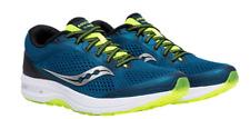 Saucony Clarion Size: 9 M (D) EU 42.5 Men's Running Shoes Marine/Citron S20447-2