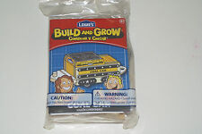 Lowe's Build and Grow Coal car Train Car Wooden Kit with patch