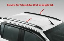 GENUINE TOYOTA HILUX REVO 2015-16 DOUBLE CAB GENUINE ROOF RACK ORNAMENT COVER